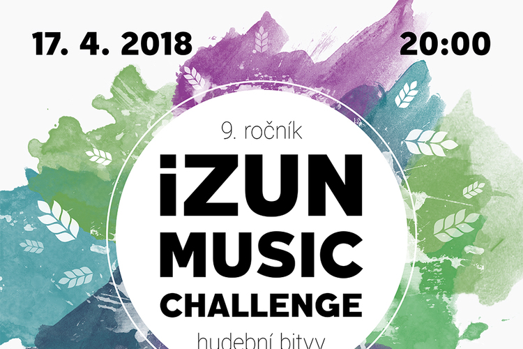 iZUN Music Challenge is on!